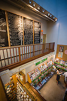 Powell's Book Store. Portland Oregon.