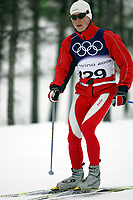 OL 2006 Langrenn trening<br />Pragelato Plan<br />15.02.06 <br />Foto: Sigbjørn Hofsmo, Digitalsport <br /><br />Tore Ruud Hofstad - NOR Norge