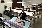 Belo Horizonte_MG, Brasil...Empresa de adesivos em Belo Horizonte, Minas Gerais...Sticker company in Belo Horizonte, Minas Gerais...Foto: LEO DRUMOND / NITRO..