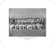 All-Ireland Senior Hurling Final, Cork v Galway, at Croke Park..Cork 3-3 | Galway 0-8.Cork Team.06.09.1953