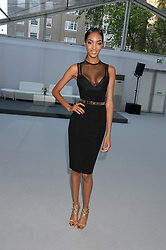 JOURDAN DUNN at the Glamour Women of the Year Awards in association with Pandora held in Berkeley Square Gardens, London on 4th June 2013.