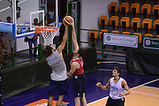 Sassari 20 Agosto 2012 - Qualificazioni Eurobasket 2013 - Allenamento<br /> Nella Foto : ANGELO GIGLI<br /> Foto Ciamillo/Castoria