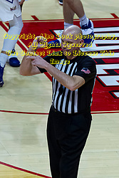 NORMAL, IL - February 27: James Durham during a college basketball game between the ISU Redbirds and the Northern Iowa Panthers on February 27 2021 at Redbird Arena in Normal, IL. (Photo by Alan Look)