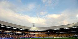 27-04-2008 VOETBAL: KNVB BEKERFINALE FEYENOORD - RODA JC: ROTTERDAM <br /> Feyenoord wint de KNVB beker - Stadion de Kuip was afgeladen<br /> ©2008-WWW.FOTOHOOGENDOORN.NL