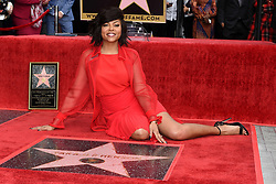 Taraji P. Henson is honored with a star on The Hollywood Walk Of Fame on January 28, 2019 in Los Angeles, CA, USA. Photo by Lionel Hahn/ABACAPRESS.COM