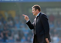 Photo: Kevin Poolman.<br />Wycombe Wanderers v Hartlepool United. Coca Cola League 2. 14/04/2007. Hartlepool manager Danny Wilson.