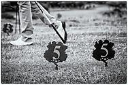 08-11-2017 Foto's genomen tijdens een persreis naar Buffalo City, een gemeente binnen de Zuid-Afrikaanse provincie Oost-Kaap. Olivewood Private Estate - Golf Club - Teemarkers