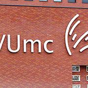 NLD/Amsterdam/20160218 - Logo VU MC Amsterdam