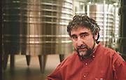 Antoine Gonzalez, winemaker, Chateau Belgrave, Haut-Medoc, Bordeaux, France