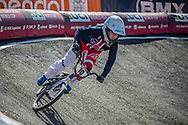 #10 (RENO Shealen) USA at Round 4 of the 2018 UCI BMX Superscross World Cup in Papendal, The Netherlands