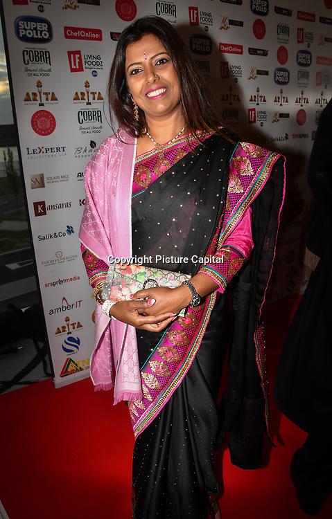 Cllr Shamshai Ali of Redbridge attend at Asian Restaurant & Takeaway Awards   ARTA 2018 at InterContinental London - The O2, London, UK. 30 September 2018.