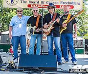 Al Gold and the Suburban Rhythm Kings at South Mountain Blues Fest, West Orange, NJ 9/13/15