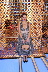 PIXIE GELDOF at a party to celebrate the opening of the Louis Vuitton Bond Street Maison, New Bond Street, London on 25th May 2010.