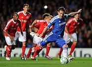 Chelsea v Benfica 040412