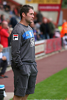 Football - League One - AFC Bournemouth vs. Rochdale<br /> Bournemouth's Manager Lee Bradbury