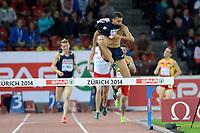 Mahiedine Mekhissi-Benabbad (FRA) / 3000m Steeplechase during the Day three of the European Athletics Championships 2014 at Letzigrund Stadium in Zurich, Switzerland, on August 12-17, 2014. Photo Julien Crosnier  / KMSP / DPPI