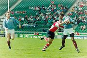 Twickenham, Surrey, UK, 19.04.1997, CIS Insurance Rugby Union Country Championship, Final Score, Gloucestershire 17, Warwickshire 13, RFU Twickenham Stadium,   [ Mandatory Credit © Peter Spurrier/Intersport Images],