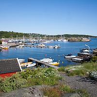 Kristiansand, 20090817.<br /> Bertesbukta i Kristiansand.<br /> Foto: Tor Erik Schrøder