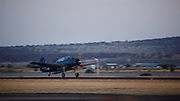 TBM-3 Avenger of the Erickson Aircraft Collection taking off for a flight demonstration.