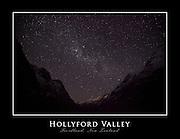 Hollyford Valley, Fiordland, New Zealand (22x17-inch print)