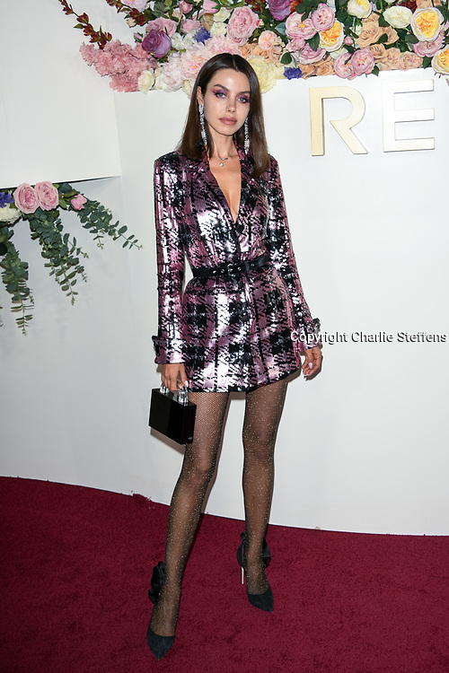 ANNABELLE FLEUR attends the 3rd Annual #REVOLVEawards at Goya Studios in Los Angeles, California