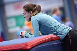 Mette Graversgaard. Danske Mesterskaber indendørs i atletik 2017  i Spar Nord Arena, Skive, Denmark, 18.02.2017. Photo Credit: Allan Jensen/EVENTMEDIA.