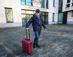 © Licensed to London News Pictures. 09/01/2020. London, UK. Yat-sen Chang former English National Ballet principal appeared at Westminster magistrates' court today. He has been charged with 14 sexual assaults at a dance school in West London. Photo credit: Alex Lentati/LNP
