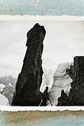 1933 mountain climbing French Alps