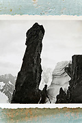 1933 mountain climbing French Alps