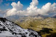 Schilthorn Berneses Alps Switzerland - View