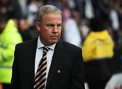 Wolverhampton Wanderers Manager Kenny Jackett - Mandatory byline: Jack Phillips / JMP - 07966386802 - 18/10/2015 - FOOTBALL - The iPro Stadium - Derby, Derbyshire - Derby County v Wolverhampton Wanderers - Sky Bet Championship