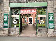 The Regimental Museum of The Royal Welsh, Brecon, Powys, Wales, UK