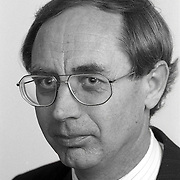 NLD/Huizen/19911114 - Breun van Ruiswijk RPF/GPV raadslid gemeenteraad Huizen