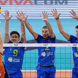 20151013: BUL, Volleyball - 2015 CEV Volleyball European Championship - Men, Netherlands vs Slovenia