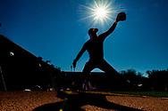 SCOTTSDALE, ARIZONA - FEBRUARY 12: Pitchers and Catchers report. (Photo by Sarah Sachs/Arizona Diamondbacks)