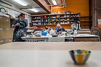 Pottery Class, Jefferson Community Center