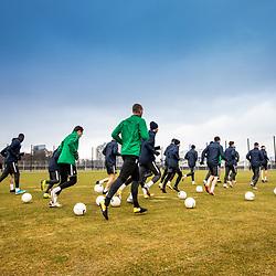 20210107: SLO, Football - Practice session of NK Olimpija Ljubljana