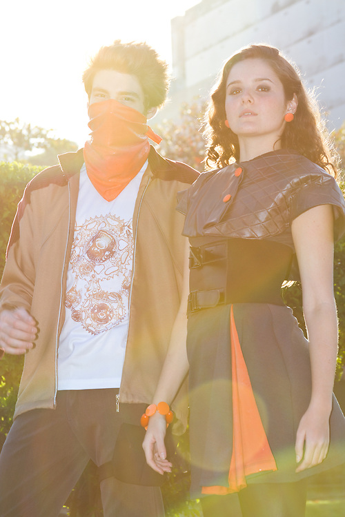 Anna Carolina e Raphael Martins.