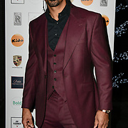David Haye attends a dinner to raise funds for KIDS, a charity that supports disabled children, young people and their families at Riverbank Park Plaza on 24 November 2018, London, UK.
