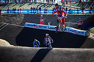 #168 (NAVRESTAD Tore) NOR at the 2013 UCI BMX Supercross World Cup in Chula Vista