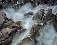 Cascade Creek, Yosemite National Park, California