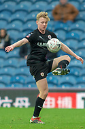 Barnsley defender Ben Williams (28) during the The FA Cup 3rd round match between Burnley and Barnsley at Turf Moor, Burnley, England on 5 January 2019.