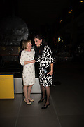 MICHAELA REES JONES; MARIA CASTINA, Action Against Cancer 'A Voyage of Discovery' fundraising dinner at the Science Museum on Wednesday 14 October 2015.