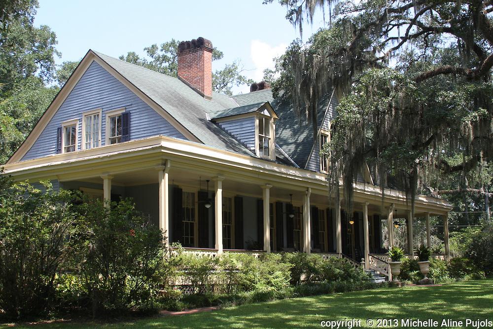 Historic Butler Greenwood Plantation, St. Francisville, Louisiana.