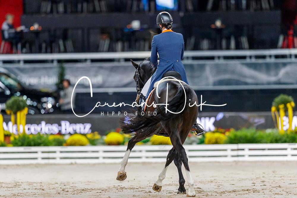 Louws Lucie, NED, Evito<br /> Stuttgart - German Masters 2019<br /> © Hippo Foto - Stefan Lafrentz