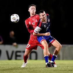28th March 2021 - NPL Queensland Senior Men RD4: Olympic FC v Peninsula Power
