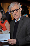 Woody Allen attend the Youth America Grand Prix 2013 Gala at The David H. Koch Theatre, Lincoln Center, on April 18, 2013 in New York City.