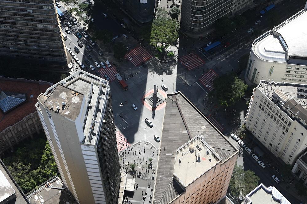 Belo Horizonte_MG, Brasil.<br /> <br /> Praca Sete em Belo Horizonte, Minas Gerais.<br /> <br /> Praca Sete in Belo Horizonte, Minas Gerais.<br /> <br /> Foto: RODRIGO LIMA / NITRO
