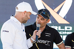 7th March 2016. Fremantle, WA. World Match Racing Tour. Yann Guichard