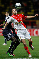 FOOTBALL - FRENCH CHAMPIONSHIP 2009/2010 - L1 - AS MONACO v GIRONDINS DE BORDEAUX - 13/03/2010 - PHOTO PHILIPPE LAURENSON / DPPI - NENE (ASM)